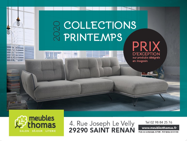 COLLECTIONS PRINTEMPS, Prix d'exception !